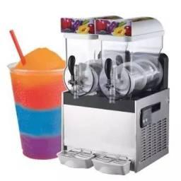 Máquina Frozen 2cubas de 6Litros