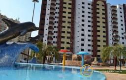 Golden Dolphin Supreme - Oportunidade 1 quarto sla cozinha wc 1 vaga