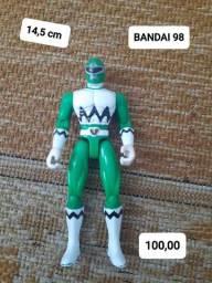 Bonecos Power ranger