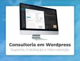 Consultoria Wordpress - Suporte, Instalação E Manutenção