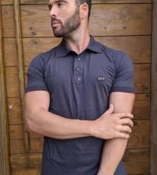 Camisa polo masculina
