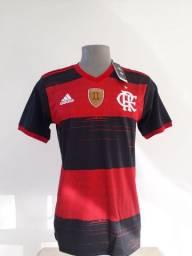 Camisa do Fla campeão da libertadores