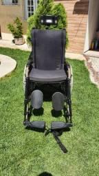 Cadeira de Rodas AVD Reclinável Ortobras