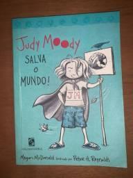 Livro Jody Moody Salva o Mundo