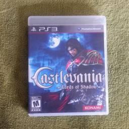 Castlevania PS3 Playstation 3 original americano Black label