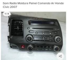 Rádio Civic 2007