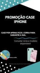 CASE/CAPA PARA IPHONE