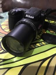 Câmera Nikon (em perfeito estado)