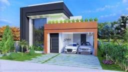 Casa linear com 3 dormitórios à venda, 212 m² por R$ 750.000 - Alphaville - Rio das Ostras
