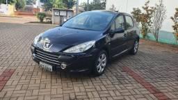 Peugeot 307 1.6 Flex 2009 Completo ( Financia 100%)