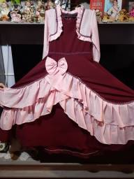 Vestido de Prenda tamanho 12