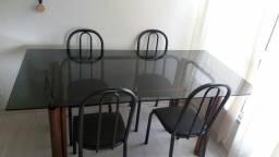 Mesa pra 6 cadeiras