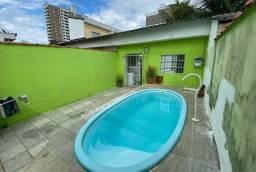 Vendo casa com piscina parcelada