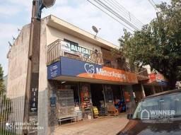 Título do anúncio: Sobrado com 3 dormitórios para alugar, 75 m² por R$ 1.300,00/mês - Jardim Oásis - Maringá/
