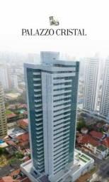 Título do anúncio: Apartamento para venda com 98 metros quadrados com 3 quartos em Petrópolis - Natal - RN