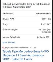 Mercedes A 190