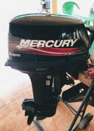 Motor de (popa) Mercury 15 HP