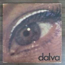 LP Disco De Vinil Dalva De Oliveira - Grossas Nuvens De Amor