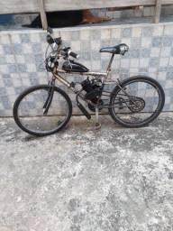 Título do anúncio: Bicicleta/bike motorizada