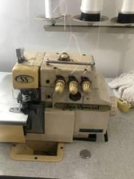 Máquina Overlock Industrial - Sun Special