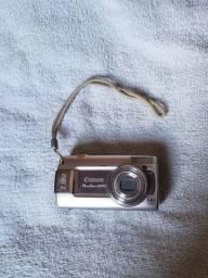 Maquina fotográfica canon 7.1 megapixel
