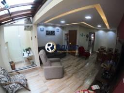 AP00818 Apartamento-casa de 3 quartos* totalmente reformado Praia do Morro