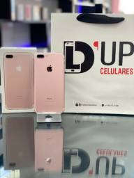 iPhone 7 Plus Rose 32GB em Perfeito Estado aparelho Todo Original com Garantia!!!