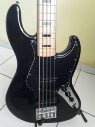 Baixo Jazz Bass pra torrar