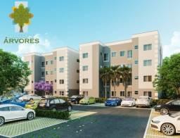 87- Apartamento com 2 quartos// Village das Árvores_