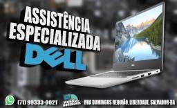 Assistência técnica especializada em Notebooks Dell