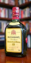 Whisky Buchanans  Deluxe 12 ANOS - 1L