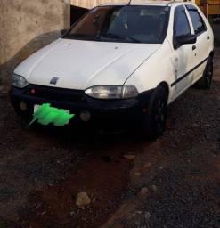 Fiat Palio Branco