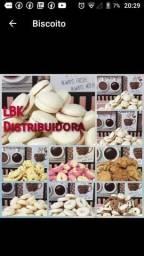 Título do anúncio: Biscoito amanteigado de Petrópolis caixa com 12 embalagens de quase meio kilo