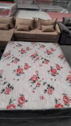 Título do anúncio: cama cama casal mola */-*/-*/-////-