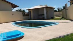 Casas Dúplex 2 Suítes. Piscina, Garagem, Condomínio Canto de Arembepe