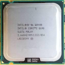 Título do anúncio: Processador Intel core 2 quad LGA775
