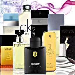 Título do anúncio: mj perfumes importados 100% originais