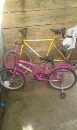 Título do anúncio: Bicicleta Seme nova