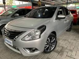 Nissan Versa Sl 1.6 Flex Automático(CVT) 2019