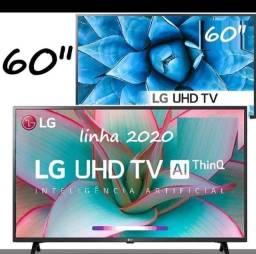 Smart LG 60 4k comando de voz
