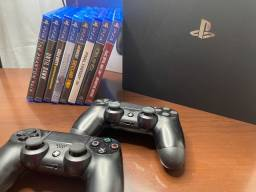 PlayStation 4 PRO - PS4 PRO Completo