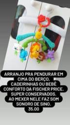 Móbile E brinquedos interativos