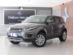Evoque 2.0 SE Turbo Diesel 4WD 2017 Interior caramelo