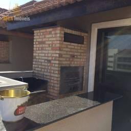 Cobertura com 3 dormitórios à venda, 130 m² por R$ 700.000,00 - Porto das Dunas - Aquiraz/