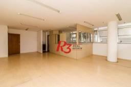 Sala para alugar, 64 m² - Vila Matias - Santos/SP