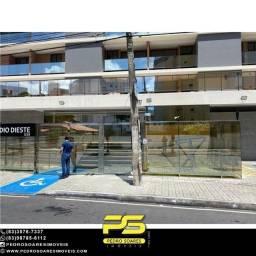 Apartamento com 3 dormitórios à venda, 111 m² por R$ 690.000 - Jardim Oceania - João Pesso