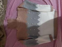 Blusa Lã cacharrel