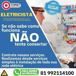 Eletricista profissional residencial e comercial