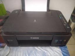 Impressora Canon tanque de tinta