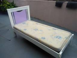 Torro cama + colchão
